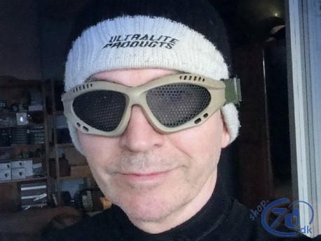 Sikkerheds Helsebrillen - Beskyt øjne og styrk synet