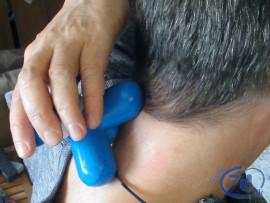TriAction massage gadget - afslappende - forløsende - lindrende