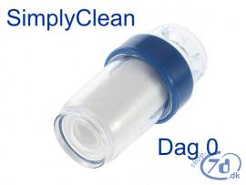 SimplyClean vandhanefilter - Monteres let i hjemmet og på rejser