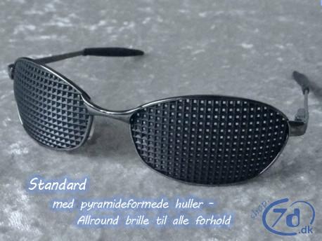 BioTec Matrix - Refleksfri super helsebrille - Træner og afslapper øjnene