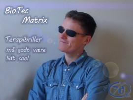 BioTec Matrix - Suveræn helsebrille der træner øjnene