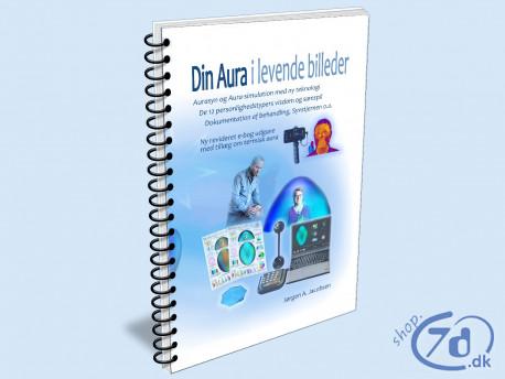 Din Aura i levende billeder - Ny udgave som e-bog