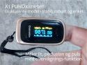 PulsOximeter med ilt, perfusion og puls - Klar til brug