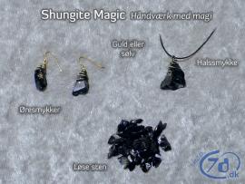 Shungite Magic - Smykker...