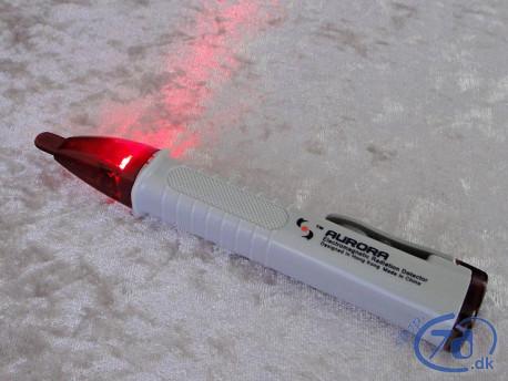 Elektromagnetisk zone detektor