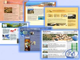 Timearbejde for medie - konsultation - opmåling mv